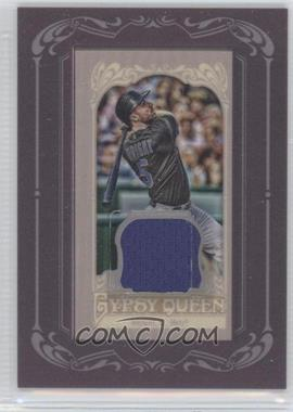 2012 Topps Gypsy Queen - Framed Mini Relic #GQMR-DW - David Wright