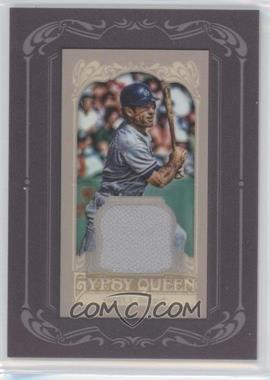 2012 Topps Gypsy Queen - Framed Mini Relic #GQMR-SG - Steve Garvey