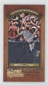 2012 Topps Gypsy Queen - Glove Stories - Minis #GS-TR - Trayvon Robinson