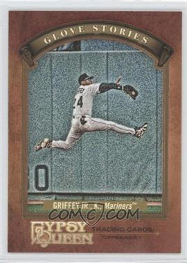 2012 Topps Gypsy Queen - Glove Stories #GS-KG - Ken Griffey Jr.