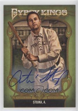 2012 Topps Gypsy Queen - Gypsy Kings Certifed Autographs - [Autographed] #GKA-11 - Antoni Stojka