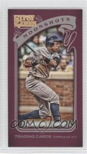 2012 Topps Gypsy Queen - Moonshots - Minis #MS-CG - Curtis Granderson