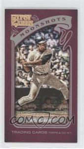 2012 Topps Gypsy Queen - Moonshots - Minis #MS-WM - Willie Mays