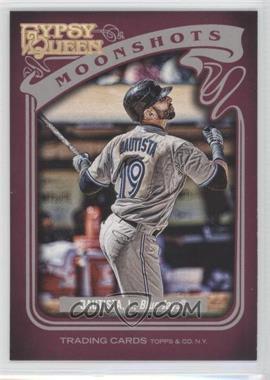 2012 Topps Gypsy Queen - Moonshots #MS-JB - Jose Bautista
