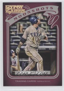 2012 Topps Gypsy Queen - Moonshots #MS-JH - Josh Hamilton