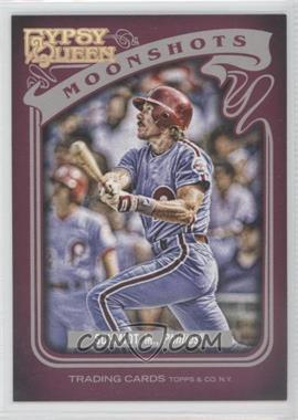 2012 Topps Gypsy Queen - Moonshots #MS-MSC - Mike Schmidt