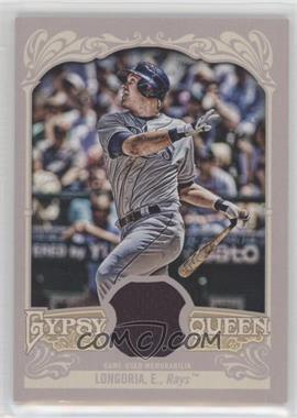 2012 Topps Gypsy Queen - Relics #GQR-EL - Evan Longoria