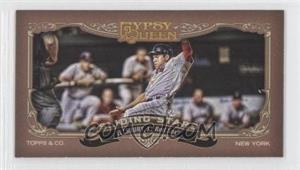 2012 Topps Gypsy Queen - Sliding Stars - Minis #SS-JE - Jacoby Ellsbury