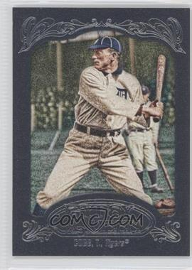 2012 Topps Gypsy Queen Blue Paper Frame #229 - Ty Cobb /599