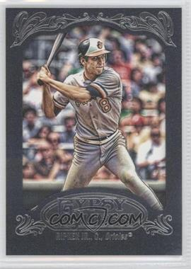 2012 Topps Gypsy Queen Blue #253 - Cal Ripken Jr. /599