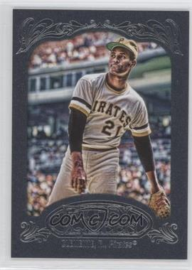 2012 Topps Gypsy Queen Blue #270 - Roberto Clemente /599