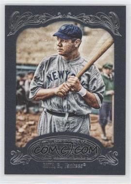 2012 Topps Gypsy Queen Blue #300 - Babe Ruth /599