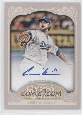 2012 Topps Gypsy Queen Certified Autograph [Autographed] #GQA-AET - Andre Ethier