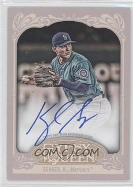 2012 Topps Gypsy Queen Certified Autograph [Autographed] #GQA-KS - Kyle Seager