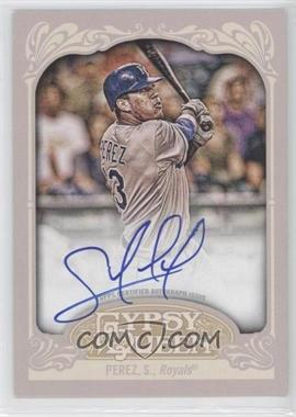 2012 Topps Gypsy Queen Certified Autograph [Autographed] #GQA-SP - Salvador Perez