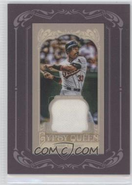 2012 Topps Gypsy Queen Framed Mini Relic #GQMR-EM - Eddie Murray