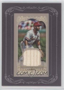 2012 Topps Gypsy Queen Framed Mini Relic #GQMR-OS - Ozzie Smith