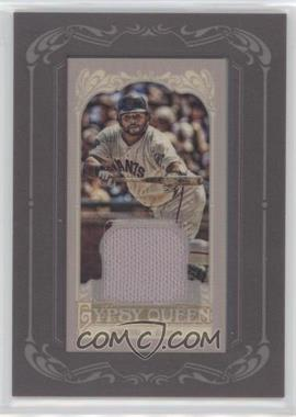 2012 Topps Gypsy Queen Framed Mini Relic #GQMR-PS - Pablo Sandoval