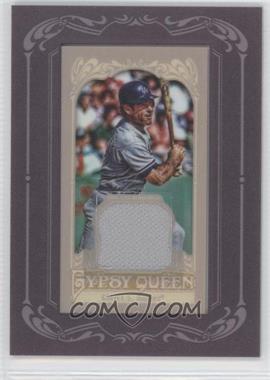 2012 Topps Gypsy Queen Framed Mini Relic #GQMR-SG - Steve Garvey