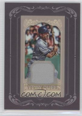 2012 Topps Gypsy Queen Framed Mini Relic #GQMR-SG - Steve Garvey