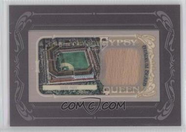 2012 Topps Gypsy Queen Framed Mini Stadium Seat Relic #MS-MCS - Shibe Park /100