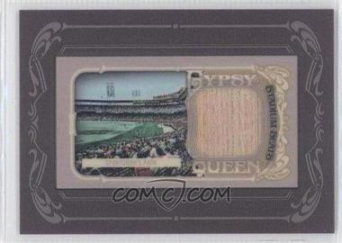 2012 Topps Gypsy Queen Framed Mini Stadium Seat Relic #MS-SP - [Missing] /100