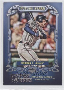 2012 Topps Gypsy Queen Future Stars #FS-FF - Freddie Freeman