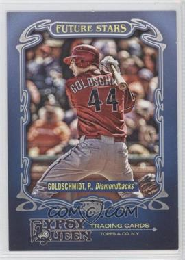2012 Topps Gypsy Queen Future Stars #FS-PG - Paul Goldschmidt