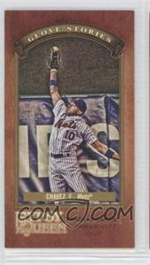 2012 Topps Gypsy Queen Glove Stories Minis #GS-DV - Endy Chavez