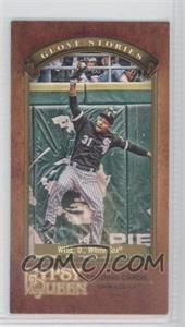 2012 Topps Gypsy Queen Glove Stories Minis #GS-DW - Dewayne Wise