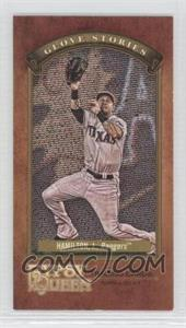 2012 Topps Gypsy Queen Glove Stories Minis #GS-JH - Josh Hamilton