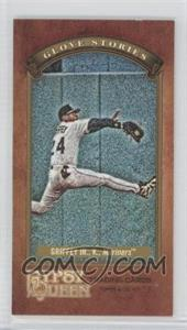 2012 Topps Gypsy Queen Glove Stories Minis #GS-KG - Ken Griffey Jr.