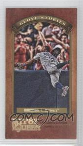 2012 Topps Gypsy Queen Glove Stories Minis #GS-TR - Trayvon Robinson