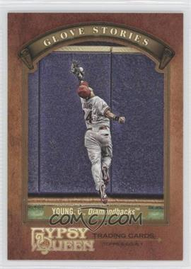 2012 Topps Gypsy Queen Glove Stories #GS-CY - Chris Young