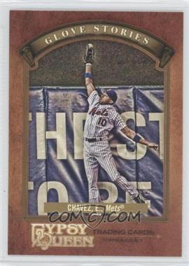2012 Topps Gypsy Queen Glove Stories #GS-DV - Endy Chavez