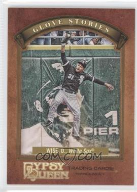 2012 Topps Gypsy Queen Glove Stories #GS-DW - Dewayne Wise