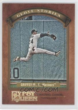 2012 Topps Gypsy Queen Glove Stories #GS-KG - Ken Griffey Jr.