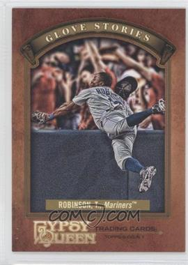 2012 Topps Gypsy Queen Glove Stories #GS-TR - Trayvon Robinson
