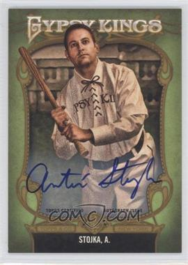 2012 Topps Gypsy Queen Gypsy Kings Certifed Autographs [Autographed] #GKA-11 - Antoni Stojka