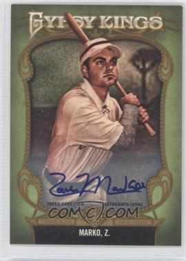 2012 Topps Gypsy Queen Gypsy Kings Certifed Autographs [Autographed] #GKA-2 - [Missing]