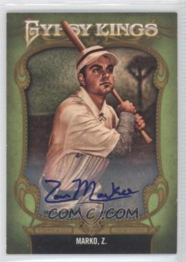 2012 Topps Gypsy Queen Gypsy Kings Certifed Autographs [Autographed] #GKA-2 - Zoilo Martinez