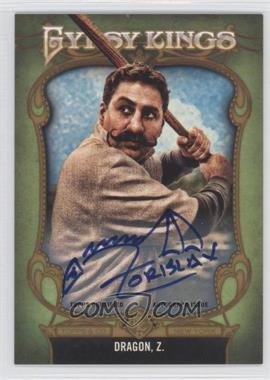 2012 Topps Gypsy Queen Gypsy Kings Certifed Autographs [Autographed] #GKA-3 - Zorislav Dragon
