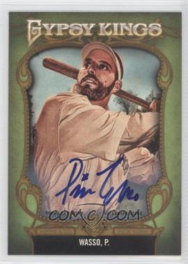 2012 Topps Gypsy Queen Gypsy Kings Certifed Autographs [Autographed] #GKA-4 - Preston Ward