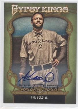 2012 Topps Gypsy Queen Gypsy Kings Certifed Autographs [Autographed] #GKA-7 - Adam Thomas