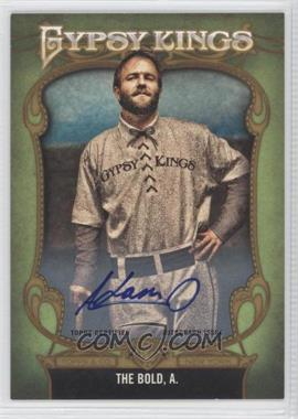2012 Topps Gypsy Queen Gypsy Kings Certifed Autographs [Autographed] #GKA-7 - [Missing]