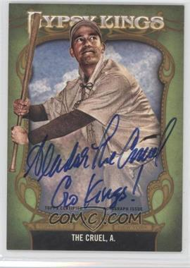 2012 Topps Gypsy Queen Gypsy Kings Certifed Autographs [Autographed] #GKA-8 - Aladar the Cruel