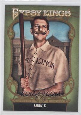 2012 Topps Gypsy Queen Gypsy Kings #GK-10 - [Missing]