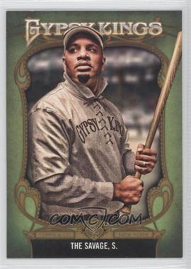 2012 Topps Gypsy Queen Gypsy Kings #GK-12 - Savo the Savage