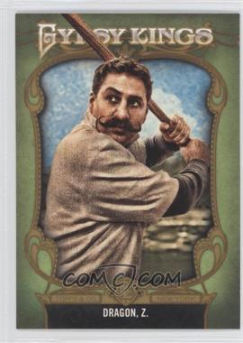 2012 Topps Gypsy Queen Gypsy Kings #GK-3 - Zorislav Dragon