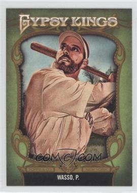 2012 Topps Gypsy Queen Gypsy Kings #GK-4 - Prince Wasso